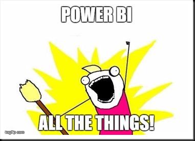 PowerBIAllTheThings